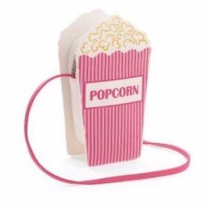 Popcorn crossbody bag